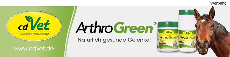 Werbung ArthroGreen Collagen